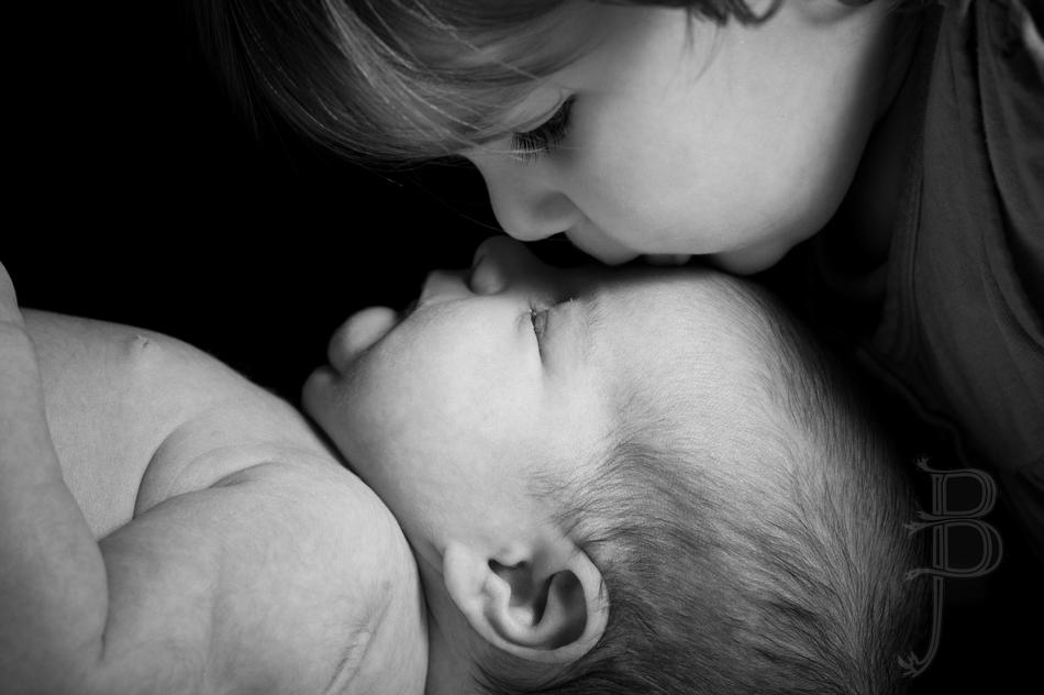 baby-zusje-foto